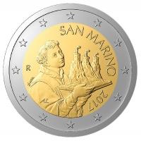 SAN MARINO 2017 - 2 EURO