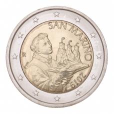 SAN MARINO 2019 - 2 EURO
