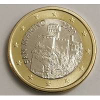 SAN MARINO 2020 - 1 EURO