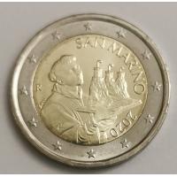 SAN MARINO 2020 - 2 EURO