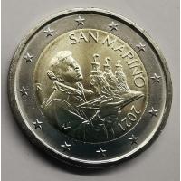 SAN MARINO 2021 - 2 EURO