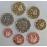 SPAIN EURO SET UNC