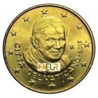 VATICAN 2012 - 50 CENT