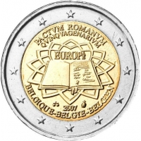 2 € coins