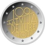 2 EURO COINS 2021