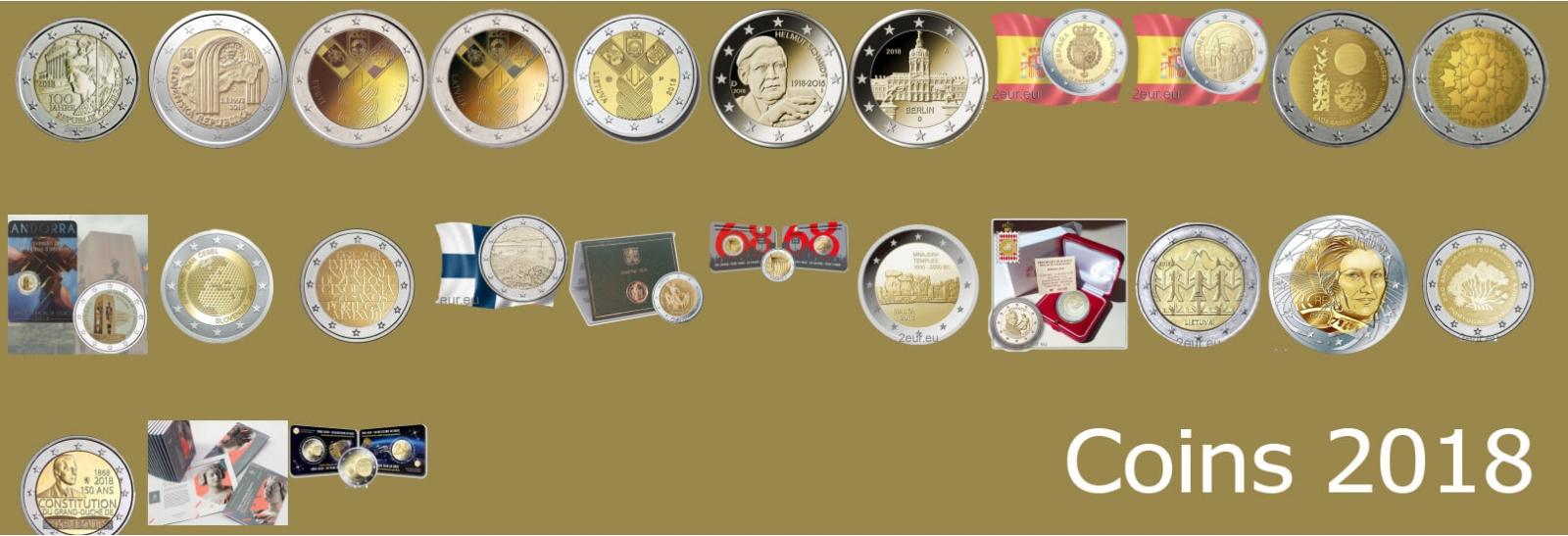 Coins 2018