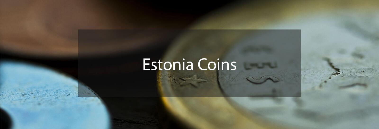 Estonia coins