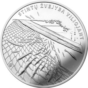 LITHUANIA 1.5 EURO 2019 - SEDUCTIVE FICHING