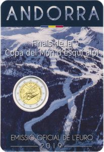 ANDORRA 2 EURO 2019 - ALPINE SKIING WORLD CUP