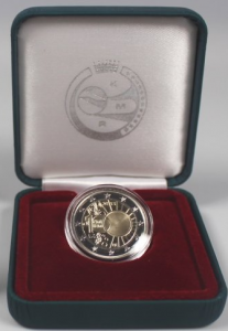 BELGIUM 2 EURO 2013 - ROYAL METEOROLOGICAL INSTITUTE - PROOF
