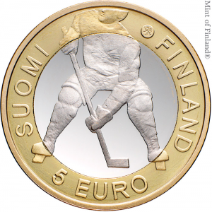 FINLAND 5 EURO 2012 -  IIHF ICE HOCKEY WORLD CHAMPIONSHIP