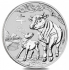 AUSTRALIA 1 DOLLAR 2021 - YEAR OF THE BULL