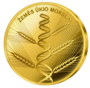 LITHUANIA 5 EURO 2020 - AGRICULTURAL SCIENCES