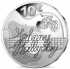 FRANCE 10 EURO 2020 - JOHNNY HALLYDAY 60 YEARS OF MEMORIES