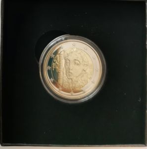 FINLAND 2 EURO 2012 - HELENE SCHJERFBECK - PROOF