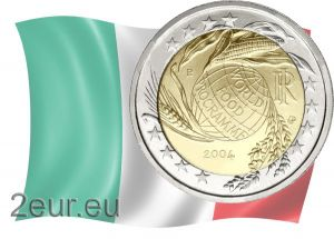 ITALY 2 EURO 2004 - WORLD FOOD