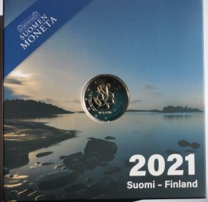 FINLAND 2 EURO 2021 - Journalism - PROOF