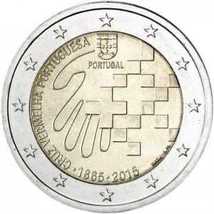 PORTUGAL 2 EURO 2015 - RED CROSS