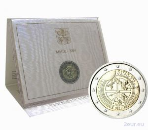 VATICAN 2 EURO 2009 -INTERNATIONAL YEAR OF ASTRONOMY