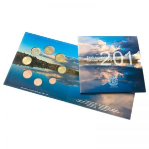 ESTONIA 2011 - EURO COIN SET
