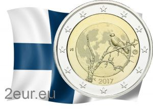 FINLAND 2 EURO 2017 - FINNISH NATURE